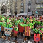 Rua infantil de Carnestoltes 2019